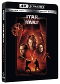 Star Wars Episodio III - La vendetta dei Sith (Blu-Ray 4K UHD + 2 Blu-Ray)