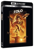 Solo - A Star Wars Story (Blu-Ray 4K UHD + 2 Blu-Ray)