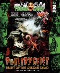 Poultrygeist - Night of the chicken dead (Blu-Ray + DVD)