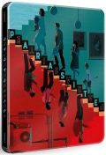 Parasite - Limited Steelbook (Blu-Ray Disc + DVD)