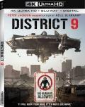District 9 (Blu-Ray 4K UHD + Blu-Ray Disc)