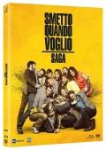 Smetto quando voglio Saga (4 Blu-Ray + Card da collezione)