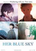 A te che conosci l'azzurro del cielo - Her blue sky