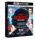 Alfred Hitchcock Collection (4 Blu-Ray 4K UHD + 4 Blu-Ray)
