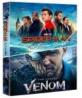 Cofanetto: Venom + Spider-man: Far from home (2 Blu-Ray)