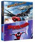 Cofanetto: Spider-man: Un nuovo universo + Spider-man: Homecoming (2 Blu-Ray)