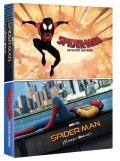 Cofanetto: Spider-man: Un nuovo universo + Spider-man: Homecoming (2 DVD)