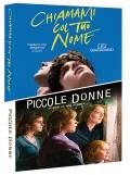 Cofanetto: Piccole donne / Chiamami col tuo nome (2 DVD)