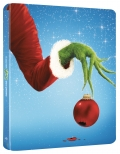 Il Grinch - Limited Steelbook (Blu-Ray 4K UHD + Blu-Ray)