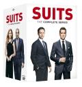 Suits - Collezione Completa Stagioni 1-9 (33 DVD)
