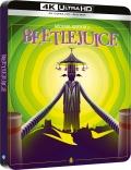 Beetlejuice - Spiritello Porcello - Limited Steelbook (Blu-Ray 4K UHD + Blu-Ray)