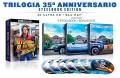 Ritorno al Futuro - 35th Anniversary Collection - Limited Steelbook (3 Blu-Ray 4K UHD + 4 Blu-Ray)