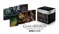 Il Trono di Spade - The Complete Collection - Stagioni 1-8 (30 Blu-Ray 4K UHD + 3 Bonus Disc)