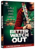 Better Watch Out - Limited Edition (DVD + Booklet)