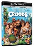 I Croods (Blu-Ray 4K UHD +Blu-Ray)