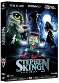 Stephen King Film Collection - Limited Edition (4 DVD + Booklet)