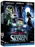 Stephen King Film Collection - Limited Edition (3 Blu-Ray + Booklet) (1000 pz.)