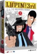 Lupin III - La seconda Serie - Vol. 2 (10 DVD)