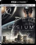 Elysium (Blu-Ray 4K UHD + Blu-Ray)
