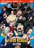 My Hero Academia - Stagione 2 (4 DVD)