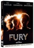Fury - Limited Edition (DVD + Booklet)