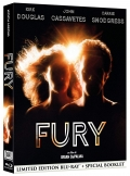 Fury - Limited Edition (Blu-Ray Disc + Booklet)