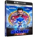 Sonic - Il film (Blu-Ray 4K UHD + Blu-Ray Disc)
