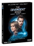Trilogia Divergent Series (3 Blu-Ray 4K UHD + 4 Blu-Ray)