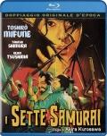 I sette samurai (BD-R, Blu-Ray)