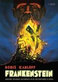 Frankenstein (DVD + Poster)