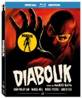Diabolik - Special Edition (Blu-Ray Disc)