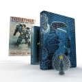 Pacific Rim - Titans of Cult Limited Steelbook (Blu-Ray 4K UHD + Blu-Ray)