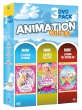 Barbie Animation Collection (3 DVD)
