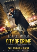 City of Crime (Blu-Ray Disc)