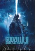 Godzilla 2 - King of the monsters (Slim Amaray)