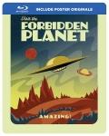 Il pianeta proibito - Limited Steelbook (Blu-Ray Disc + Poster)