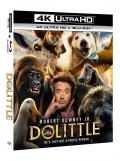 Dolittle (Blu-Ray 4K UHD + Blu-Ray Disc)