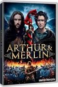 Arthur and Merlin (Blu-Ray)
