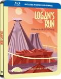 La fuga di Logan - Limited Steelbook (Blu-Ray)