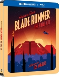 Blade Runner - Final cut - Limited Steelbook (Blu-Ray 4K UHD + Blu-Ray)