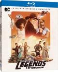 DC's Legends of tomorrow - Stagione 5 (3 Blu-Ray)