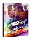 Fast and furious - 20th Anniversary Limited Steelbook (Blu-Ray 4K UHD + Blu-Ray Disc)