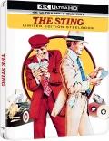 La stangata - Limited Steelbook (Blu-Ray 4K UHD + Blu-Ray)
