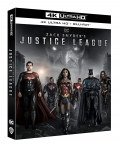 Zack Snyder's Justice League (2 Blu-Ray 4K UHD + 2 Blu-Ray Disc)