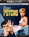 Psyco (Blu-Ray 4K UHD + Blu-Ray)