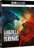Godzilla vs. Kong (Blu-Ray 4K UHD + Blu-Ray Disc)