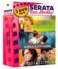 Cofanetto: Orgoglio e pregiudizio + Anna Karenina + Espiazione (3 DVD)