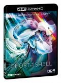 Ghost in the shell (Blu-Ray 4K UHD + Blu-Ray)