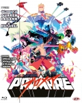 Promare (First Press) (Blu-Ray Disc)