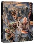 Jumanji - The next level - Limited Steelbook (Blu-Ray 4K UHD + Blu-Ray Disc)